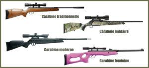choisir la bonne carabine