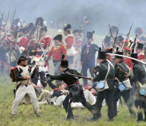 Bataille de Waterloo, défaite de Napoléon en 1815