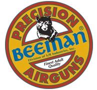 Logo du fabricant d'armes Beeman.